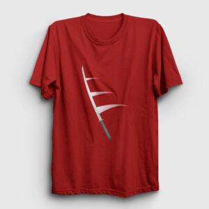 Katana Tişört kırmızı