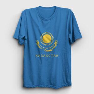 Kazakistan Tişört açık mavi