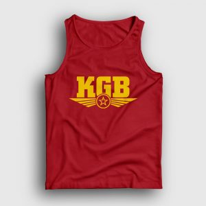 KGB Atlet kırmızı