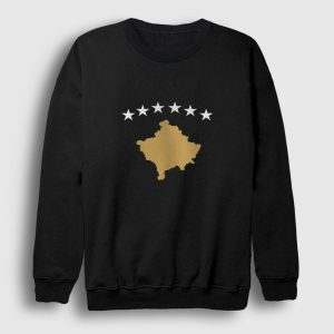Kosova Sweatshirt siyah