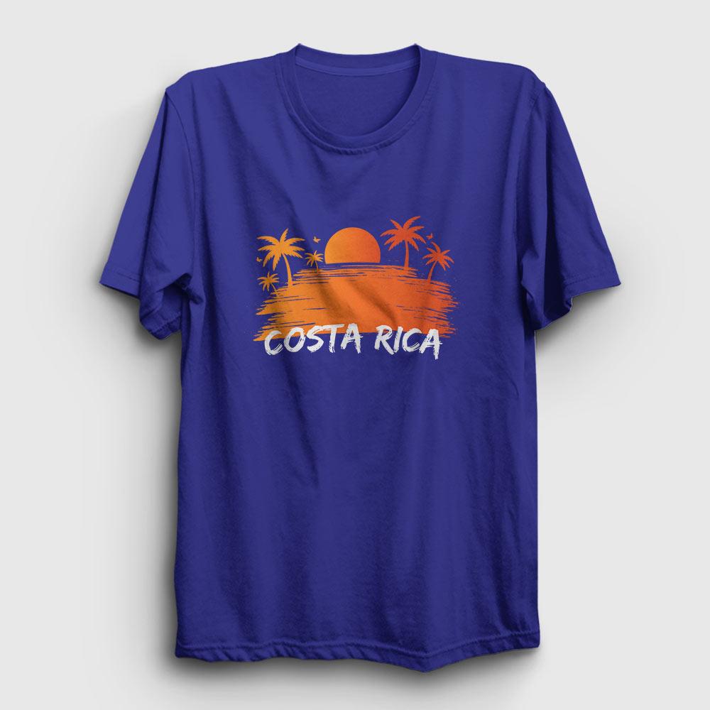 Kosta Rika Tişört lacivert