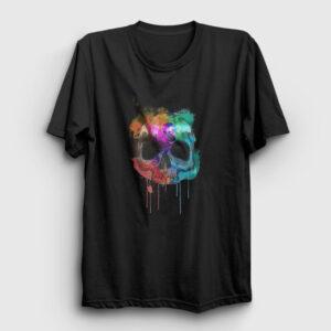 Kurukafa ve Renkler Tişört siyah