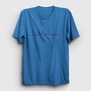 Kütahya Tişört açık mavi