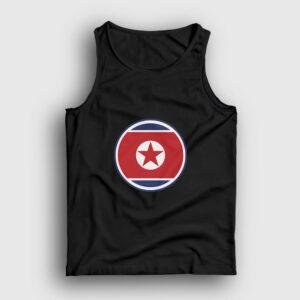 Kuzey Kore Atlet siyah