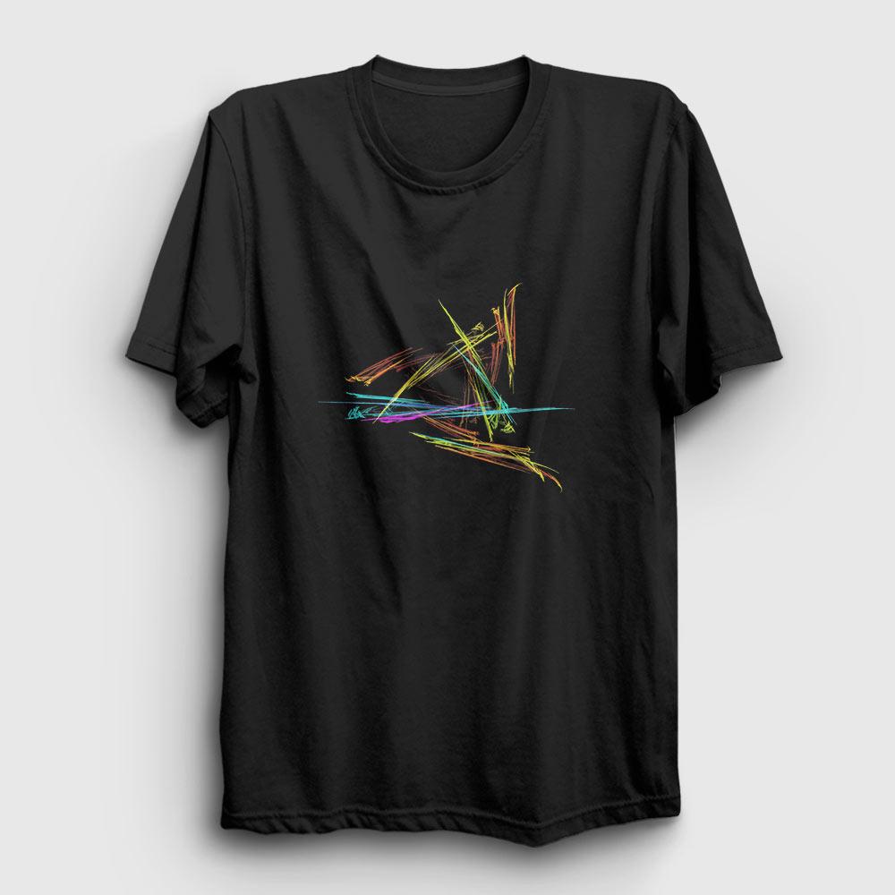 light dance tişört siyah