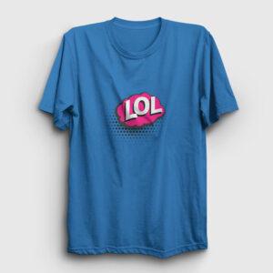 LOL Tişört açık mavi