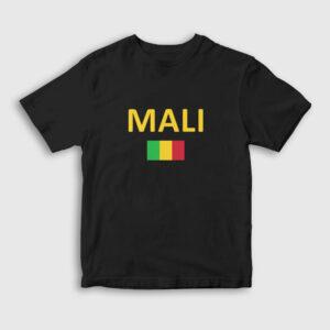 Mali Çocuk Tişört siyah