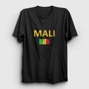 Mali Tişört siyah