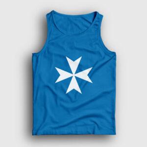 Malta Atlet açık mavi