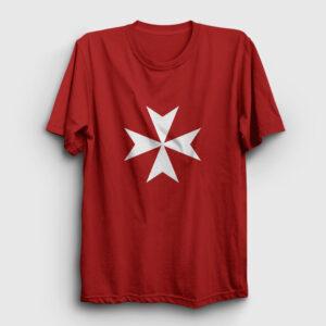 Malta Tişört kırmızı