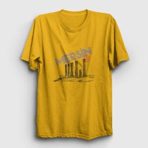 Mersin Tişört sarı