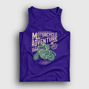 Motorcycle Adventure Atlet lacivert