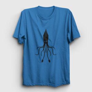 Mürekkep Balığı Tişört açık mavi