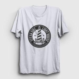 Ocean Side Tişört beyaz