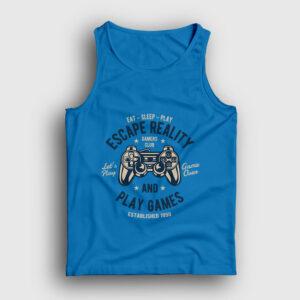 Oyun Kolu Atlet açık mavi