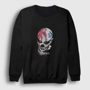 Palyaço Sweatshirt siyah