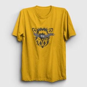 Pirate Tişört sarı
