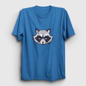 Rakun Tişört açık mavi