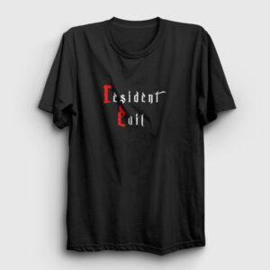 Resident Evil Tişört siyah
