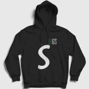 Sakarya Kapşonlu Sweatshirt siyah