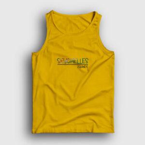 Seyşeller Atlet sarı