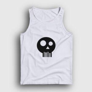 Simple Skull Atlet beyaz
