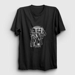 Street Gamer Tişört siyah