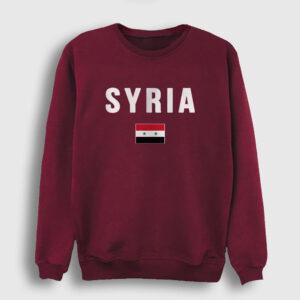 Suriye Sweatshirt bordo
