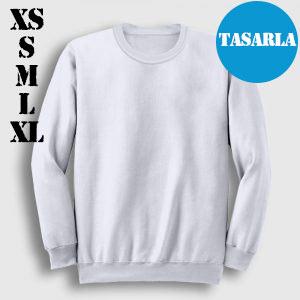 Sweatshirt Tasarla (XS-S-M-L-XL)