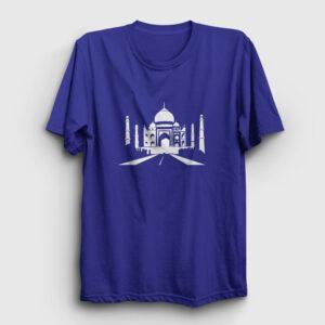 Taj Mahal Tişört lacivert