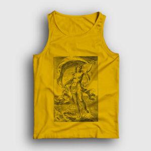 Tanrıça Afrodit Atlet sarı