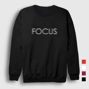 Tasarım Büyük Beden Sweatshirt