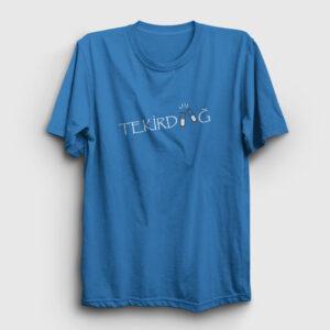 Tekirdağ Tişört açık mavi