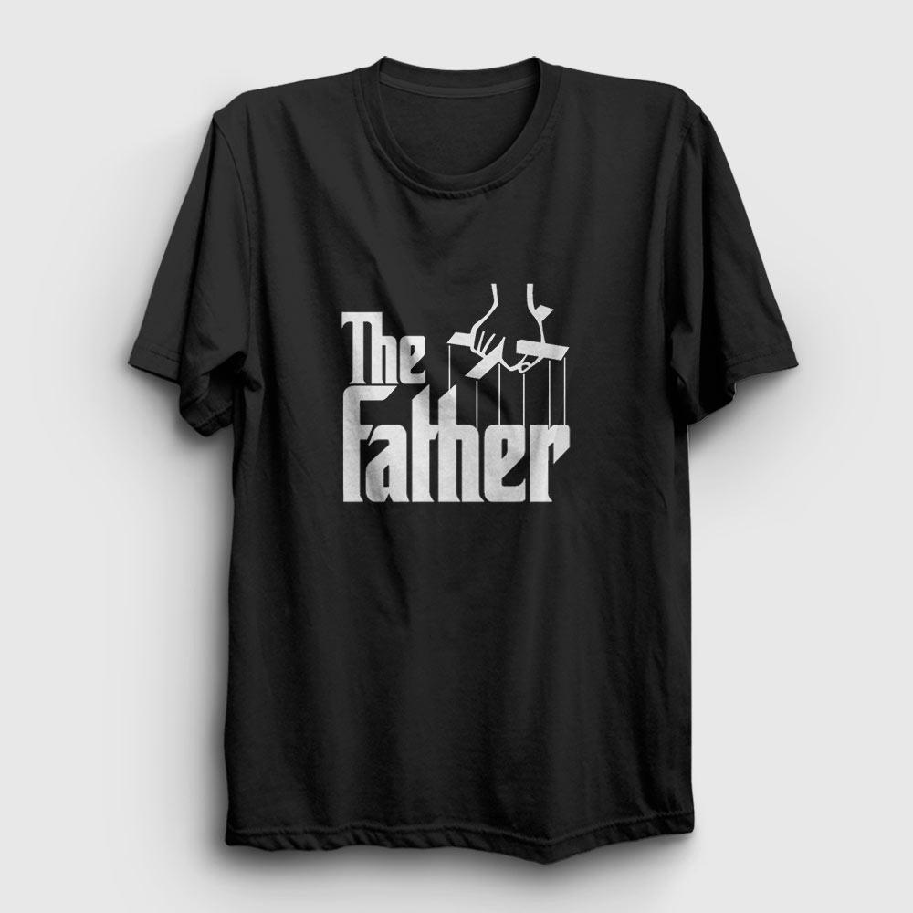 the father tişört siyah
