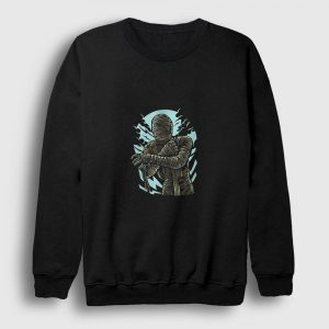 The Mummy Sweatshirt siyah