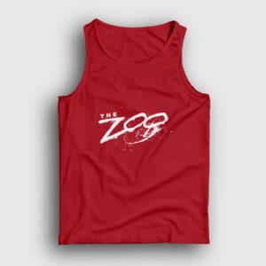The Zoo Atlet kırmızı