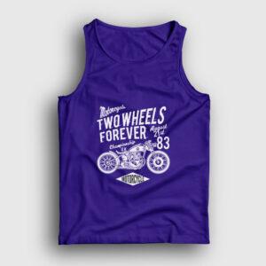 Two Wheels Forever Motor Atlet lacivert