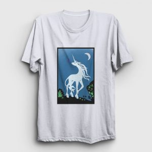 Unicorn Tarot Tişört beyaz