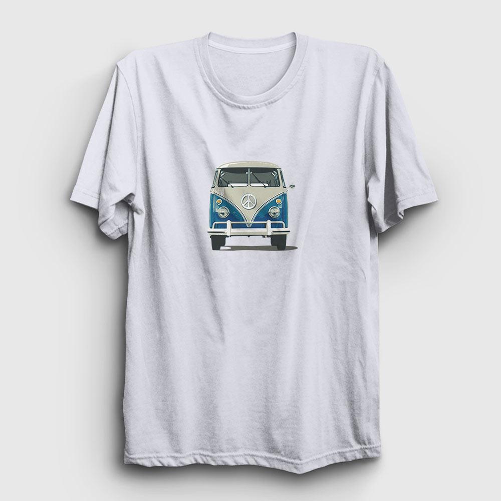 Volkswagen Type 2 Tişört beyaz