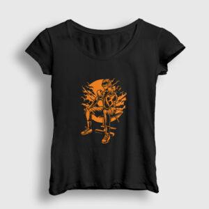 Workout Kadın Tişört siyah