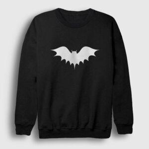 Yarasa Sweatshirt siyah