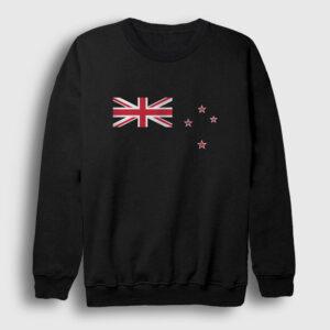 Yeni Zelanda Sweatshirt siyah