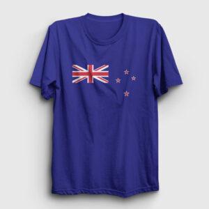 Yeni Zelanda Tişört lacivert