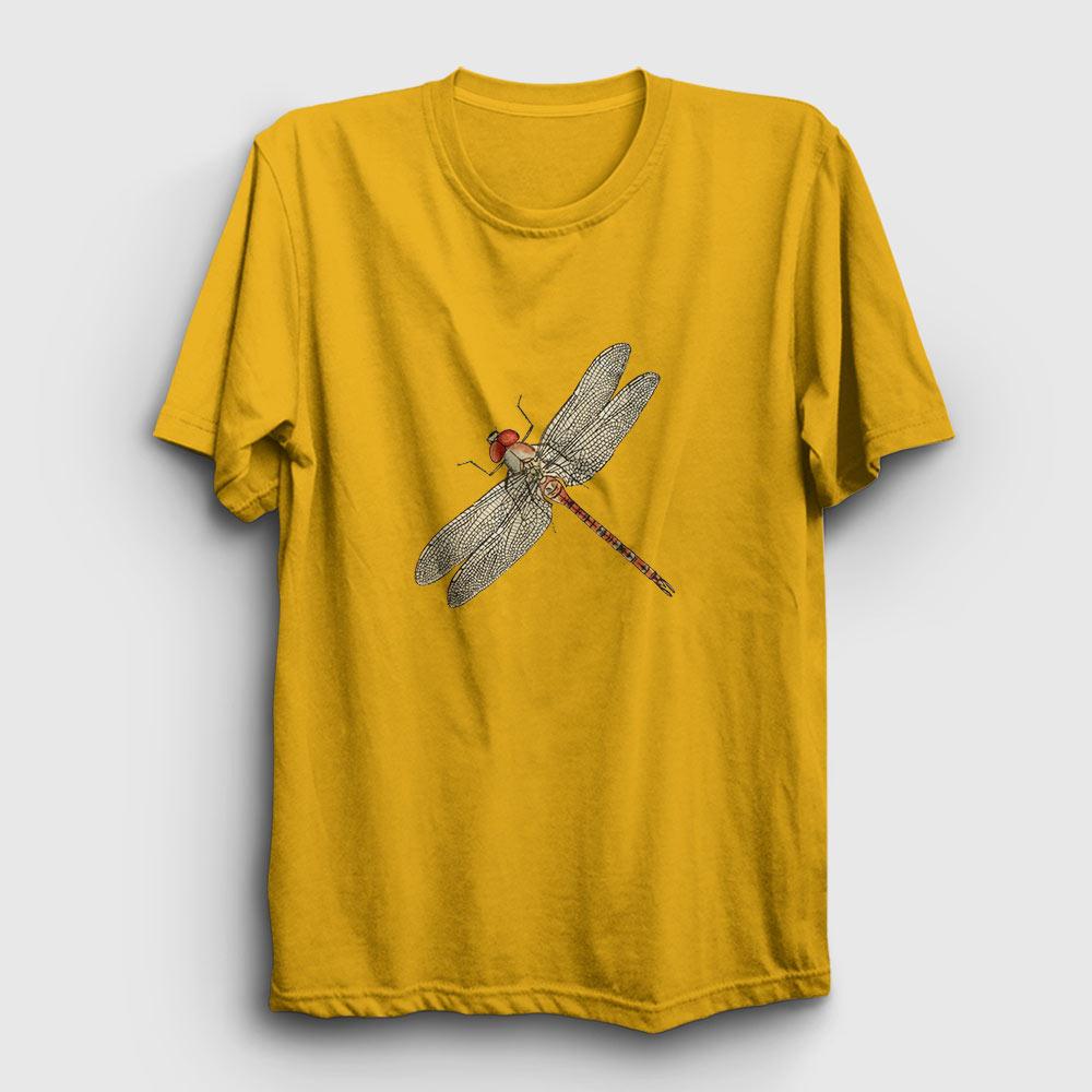 Yusufçuk Tişört sarı