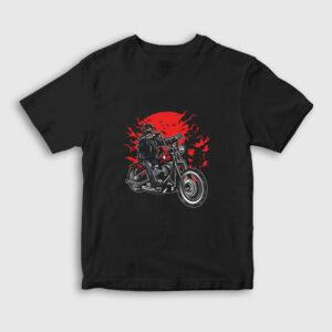 Zombie Slayer Çocuk Tişört siyah